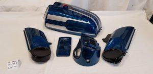 Suzuki RE5 in flake midnight blue 796 RH-Lacke Lackiererei Motorradlackierung 06-3434