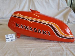 Kawasaki H1B in pearl candy orange 50-3040 RH-Lacke Lackiererei Motorradlackierung 06-2852