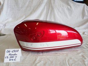 Honda CB100K in R-4C candy ruby red RH-Lacke Lackiererei Motorradlackierung 06-2868