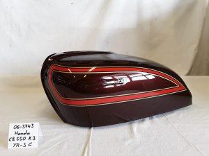 Honda CB550 K3 in candy kent brown YR-3 C RH-Lacke Lackiererei Motorradlackierung 06-3743