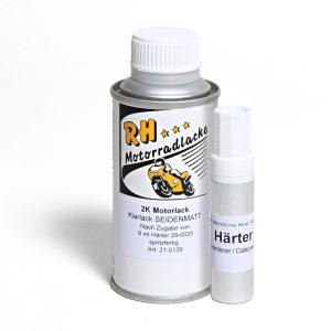 Spritzlack 125ml 2K Klarlack matt 21-0139-9 shirobai white