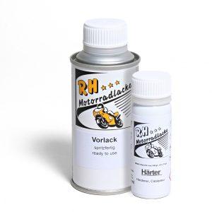 Spritzlack 125ml 2K Vorlack 682957-9 bianco glam Shiver Mana