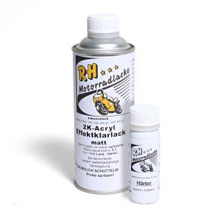 Spritzlack 375ml 2K Effekt-Klarlack matt 21-0196 mat dark yellowish gray met 3