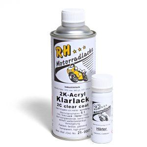 Spritzlack 375ml 2K Klarlack glaenzend 21-0007 core black metallic