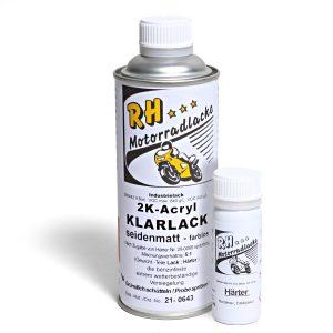 Spritzlack 375ml 2K Klarlack matt 21-0643 mat pearl morion black