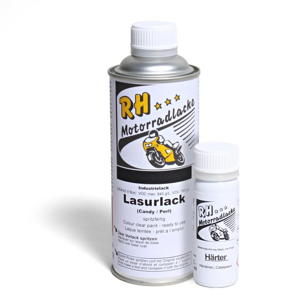 Spritzlack 375ml 2K Lasurlack 59-2847-2 marble daytona yellow