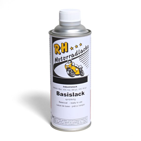 Spritzlack 375ml Basislack 49-3322-1 black met A