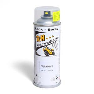 Spruehdose 400ml 2K Klarlack matt 01-0692-14 mat gray metallic 1