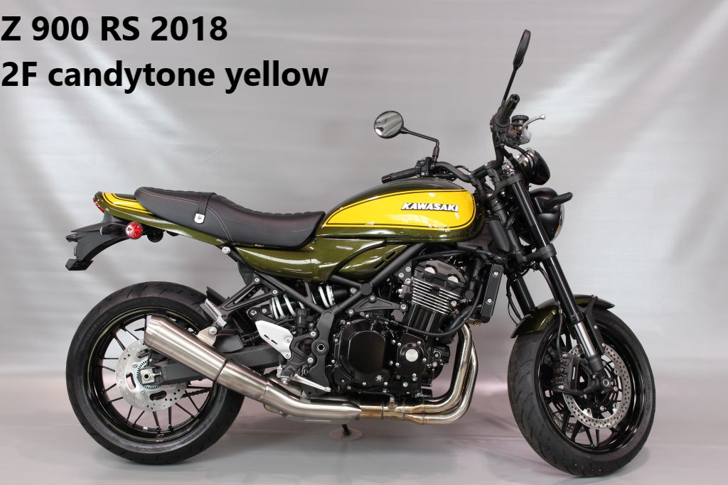 RH-Lacke Lackiererei Motorradlackierung
